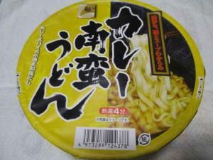 麺のスナオシ カレー南蛮うどん カップ