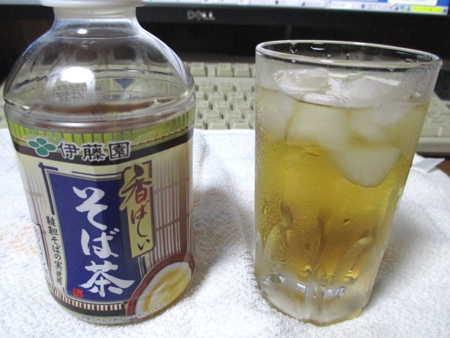 伊藤園 そば茶