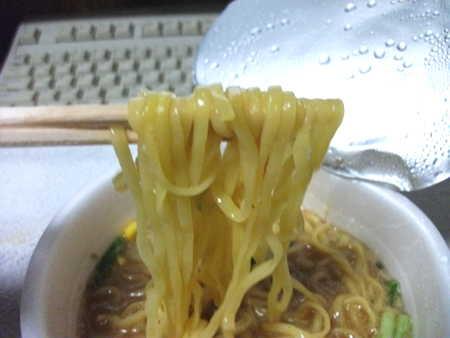 日清 麺職人 すりごま味噌