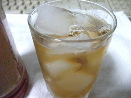 神戸居留地 麦茶