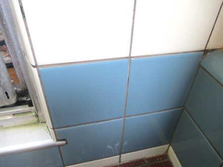 綺麗になった 浴室 タイル
