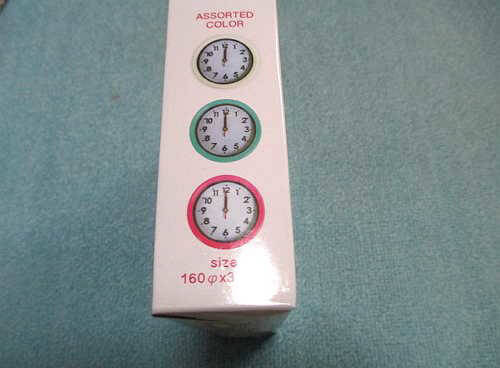 100均ダイソー壁掛け時計を追加購入してみた
