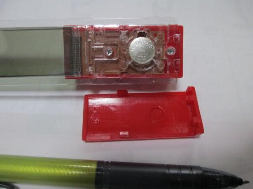 デジタル デスククロック(DIGITAL DESK CLOCK)286 LR44ボタン電池