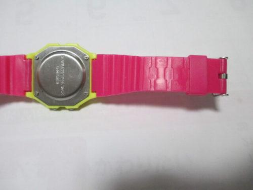 腕時計ベルト デジタルウオッチ ブループラネット(DIGITAL WATCH BLUEPLANET A)20